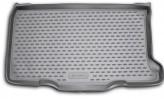 NovLine-Element Резиновый коврик в багажник FIAT 500 (хэтчбек)