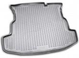 NovLine Резиновый коврик в багажник FIAT Albea (седан) 2002-