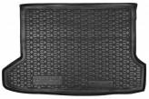AvtoGumm Резиновый коврик в багажник Honda HR-V 2015- (без запаски)