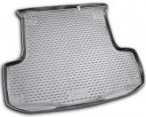 NovLine-Element Резиновый коврик в багажник FIAT Linea (седан) 2007-