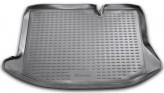 NovLine Резиновый коврик в багажник FORD Fiesta (хэтчбек) 2002-2008