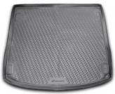 NovLine-Element Резиновый коврик в багажник FORD Focus 3 (универсал) 2011-2018