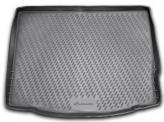 NovLine-Element Резиновый коврик в багажник FORD Focus 3 (хэтчбек) 2011-2015