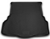 Резиновый коврик в багажник FORD Mondeo (седан) 2014-