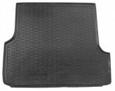 AvtoGumm Резиновый коврик в багажник OPEL Omega A Universal