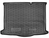 AvtoGumm Резиновый коврик в багажник FORD Focus 2019- Hatchback