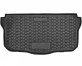 AvtoGumm Резиновый коврик в багажник PEUGEOT 108