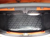 L.Locker Коврик в багажник Fiat Panda (04-)