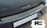 Nataniko Накладка на бампер BMW X1 (E84) 2009-2012