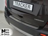 Nataniko Накладка на бампер CHEVROLET TRACKER 2013-