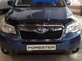 Дефлектор капота Subaru Forester 2012-2018