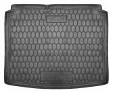 AvtoGumm Резиновый коврик в багажник VW Golf 4 HB