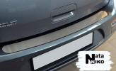 Nataniko Накладка на бампер Honda CIVIC 4D (седан) 2006-2011