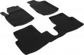 L.Locker Глубокие резиновые коврики в салон Fiat Panda 2003-2012