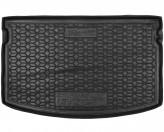 AvtoGumm Резиновый коврик в багажник CHEVROLET Bolt 2016- (верхняя полка)