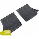 Резиновые коврики Opel Zafira B 2005-2012 (3-ий ряд)
