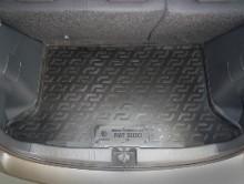 Коврик в багажник Fiat Sedici (05-) L.Locker