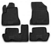 Резиновые глубокие коврики Citroen C4 Picasso 2007-2013