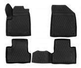 NovLine-Element Глубокие резиновые коврики в салон Jeep Cherokee 2014-