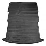 Резиновый коврик в багажник FIAT Doblo Cargo MAXI 2015-