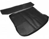 NovLine-Element Резиновый коврик в багажник Renault Logan MCV 2004-2013/LADA LARGUS 5 МЕСТ