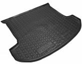 AvtoGumm Резиновый коврик в багажник Chery Tiggo 8 (5 мест)