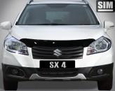 Sim Дефлектор капота Suzuki SX4 2013-2016