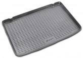 Резиновый коврик в багажник RENAULT Clio 3 2005-2012 (хэтчбек)