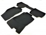 Глубокие резиновые коврики Opel Zafira B 2005-2012 (5 мест)