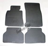 Резиновые коврики BMW E39 Gumarny Zubri