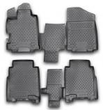 NovLine-Element Глубокие резиновые коврики в салон Honda FR-V