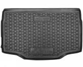 AvtoGumm Резиновый коврик в багажник SEAT Arona 2017- (нижняя полка)
