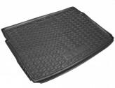 AvtoGumm Резиновый коврик в багажник SEAT Arona 2017- (верхняя полка)