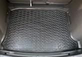 AvtoGumm Резиновый коврик в багажник Seat Ateca 2016- (версия с одним полом)