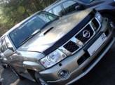 Sim Дефлектор капота Nissan Patrol 2004-2010