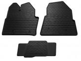 Резиновые коврики Ford Tranzit 2013-