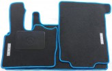 Prestige LUX Ворсистые коврики DAF 95 АКПП