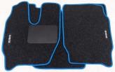 Prestige LUX Ворсистые коврики Iveco Stralis (узкая кабина)