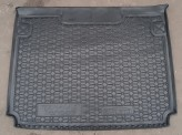 AvtoGumm Резиновый коврик в багажник Renault Kangoo 2008-2018 (без ушей) 114х90см