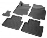 Резиновые коврики Nissan X-Trail 2014-