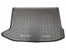 AvtoGumm Резиновый коврик в багажник Hyundai Kona (ДВС)