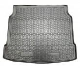 AvtoGumm Резиновый коврик в багажник Peugeot 508 2018- (лифтбэк)