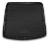 Резиновый коврик в багажник MITSUBISHI Outlander 2012-2015- (с органайзером)