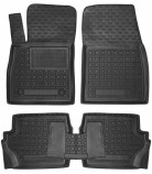Резиновые коврики Fiat Tipo 2015- SEDAN (Mid/Pop)