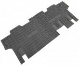 Резиновые коврики Traveller SpaceTourer 2019- 2-й ряд (Active/L2)