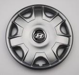 SKS (с эмблемой) Колпаки Hyundai 301 R15 (Комплект 4 шт.)
