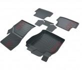 Коврики резиновые 3D PREMIUM для Audi A3 2012-