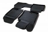 SRTK Глубокие резиновые коврики Hyundai Sonata YF 2009-2014