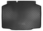 Unidec Резиновый коврик в багажник Skoda Kamiq 2019-