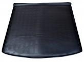 Unidec Резиновый коврик в багажник Skoda Kodiaq 2017- (5 мест)